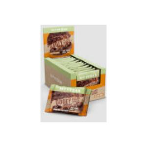 Gevuld Vegan Proteïnekoekje - 12 x 75g - Double Chocolate & Caramel