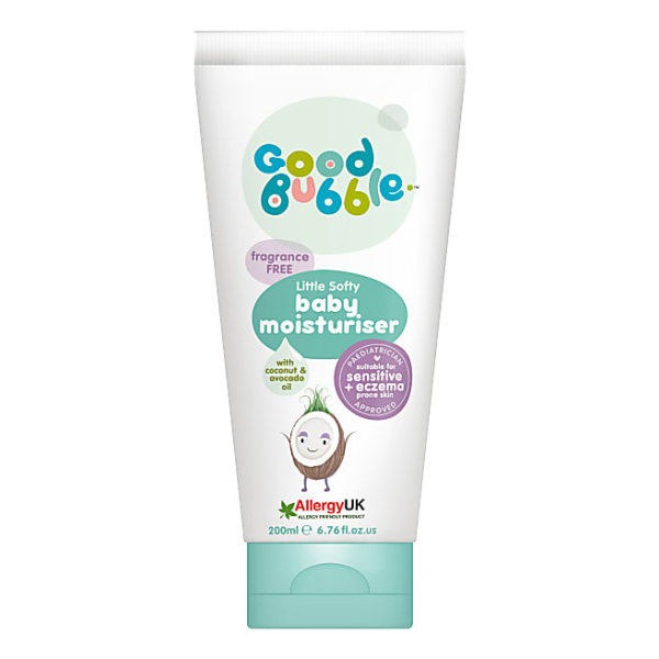 Good Bubble Parfumvrije Moisturiser 200ml