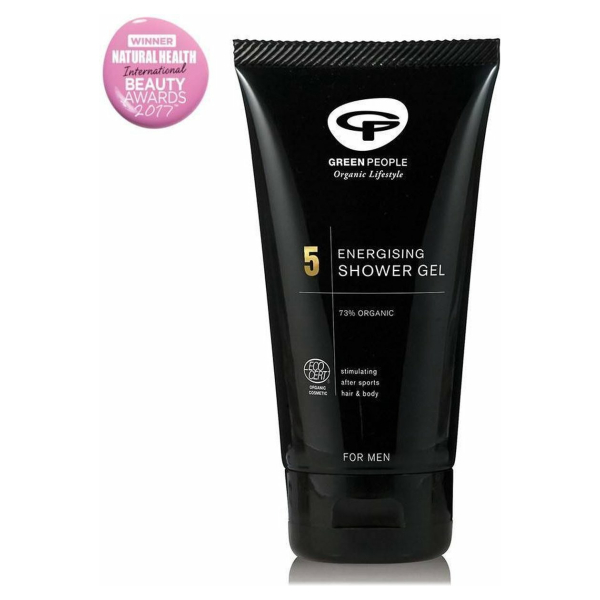Green People For Men - No. 5 Energising Showergel