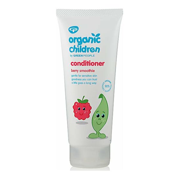 Green People Organic Children Berry Smoothie Conditioner