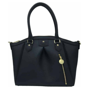 Gunas New York - Madison PE Black - Vegan Schoudertas - Handtas - Zwart