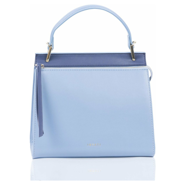 INYATI Dune Top Handle Bag Airy Blue