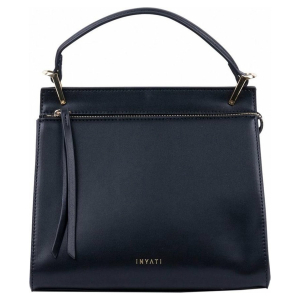 INYATI Dune Top Handle Bag Black