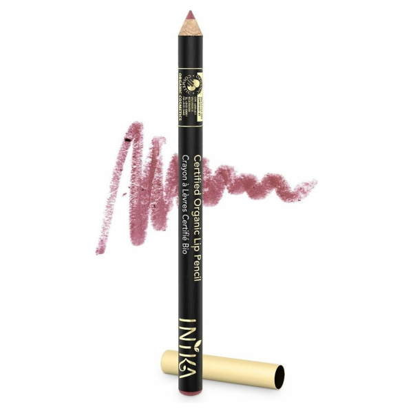 Inika Biologische Lip Pencil Dusty Rose