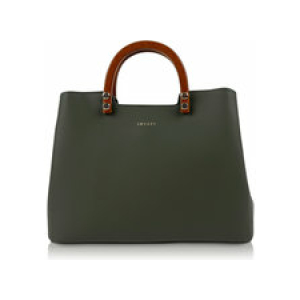 Inyati Inita Top Handle Bag Dark Olive