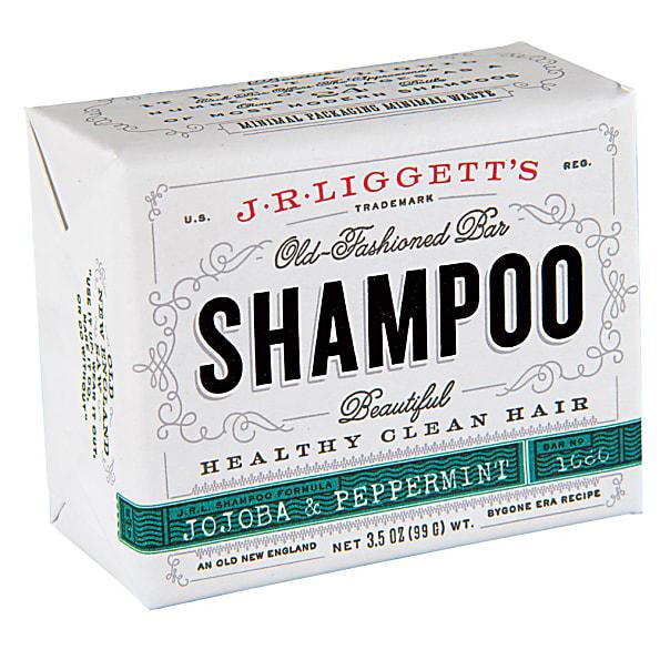 J.R. Liggett's Jojoba & Pepermunt Shampoo Bar