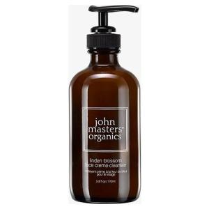 John Masters Organics Linden Blossom face creme cleanser