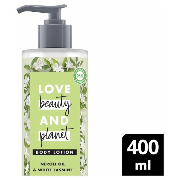 Love Beauty and Planet Bodylotion Neroli Oil & White Jasmine - 400 ml