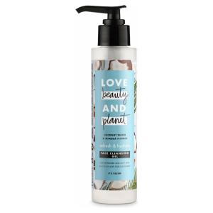 Love Beauty and Planet Gezichtsreiniger Coconut Water & Mimosa Flower - 125 ml