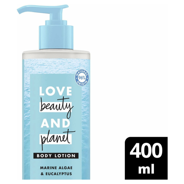 Love Beauty and Planet Hydration Bodylotion - 400 ml