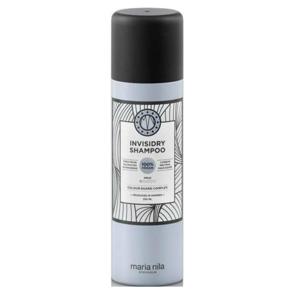 Maria Nila Invisidry Shampoo 250ml - Normale shampoo vrouwen - Voor Alle haartypes