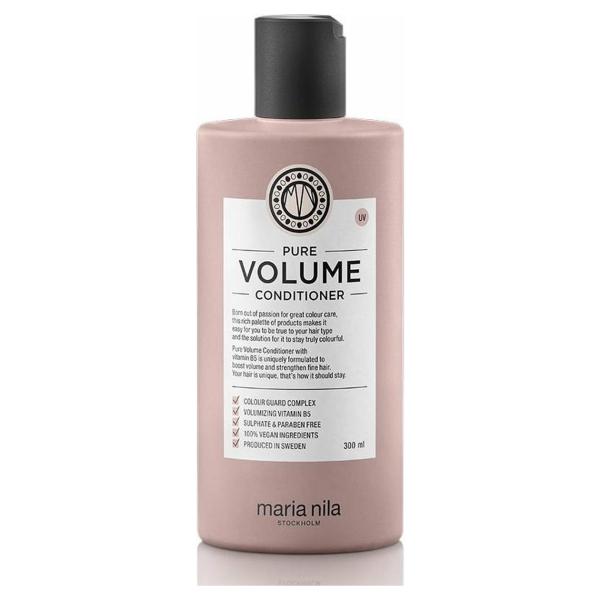 Maria Nila Palett Pure Volume Conditioner-300 ml - Conditioner voor ieder haartype