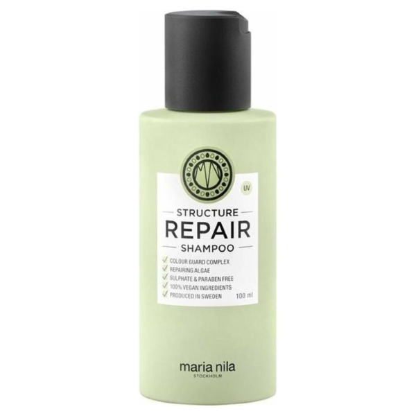 Maria Nila Palett Structure Repair Shampoo-100 ml - Normale shampoo vrouwen - Voor Alle haartypes
