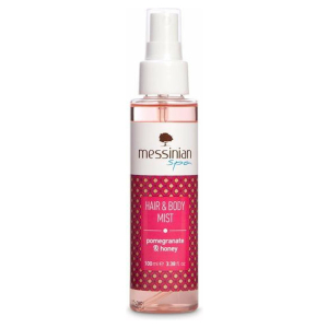 Messinian Spa Body Mist Granaatappel & Honing