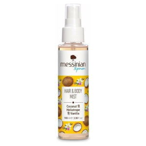 Messinian Spa Body Mist Kokos & Vanille
