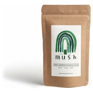Mush Superfood biologisch Lion's Mane poeder (100g)