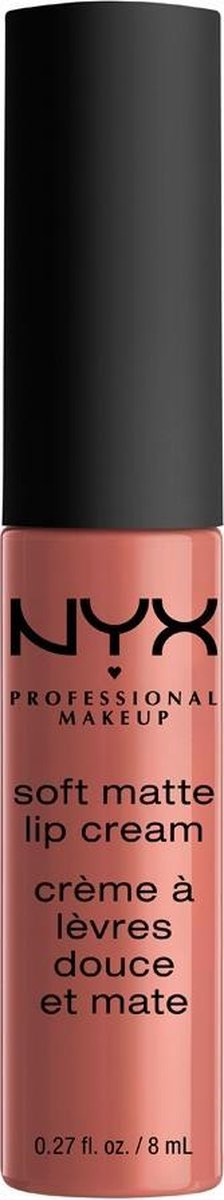 NYX PMU Professional Makeup Soft Matte Lip Cream - Cannes SMLC19 - Liquid Lipstick - ml