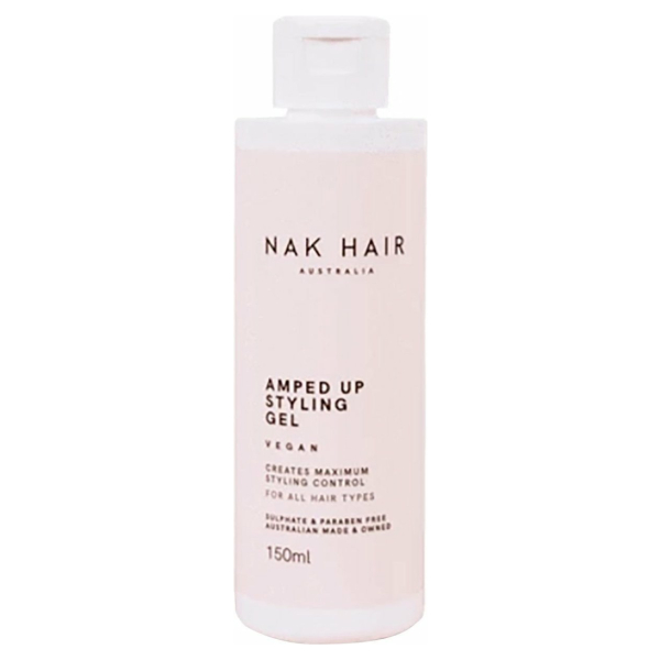 Nak - Amped Up - Styling Gel Vegan - 150 ml