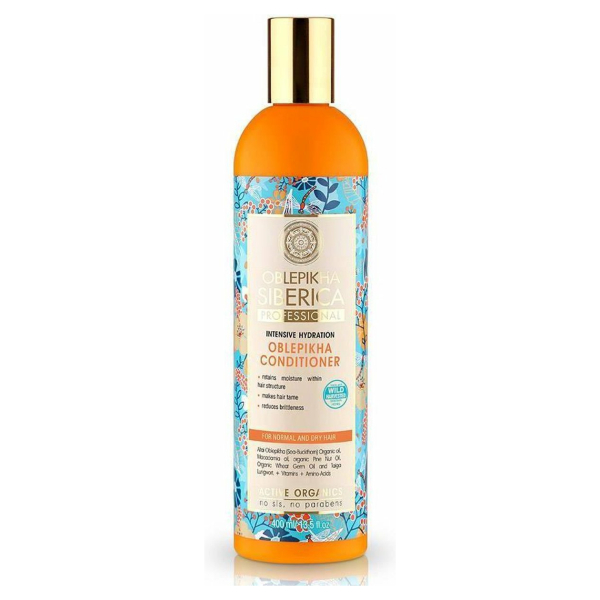 Natura Siberica Oblepikha Conditioner Intensive Hydration
