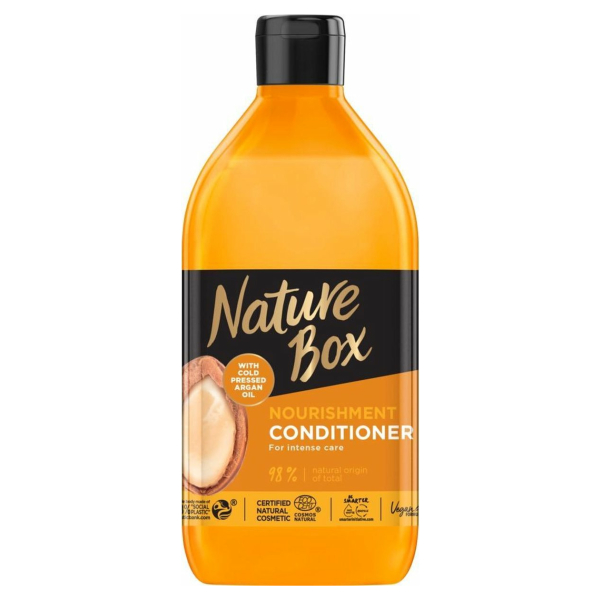 Nature Box Argan Nourishment Conditioner 385 ml