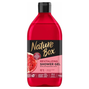 Nature Box Pomegranate Douchegel 385 ml