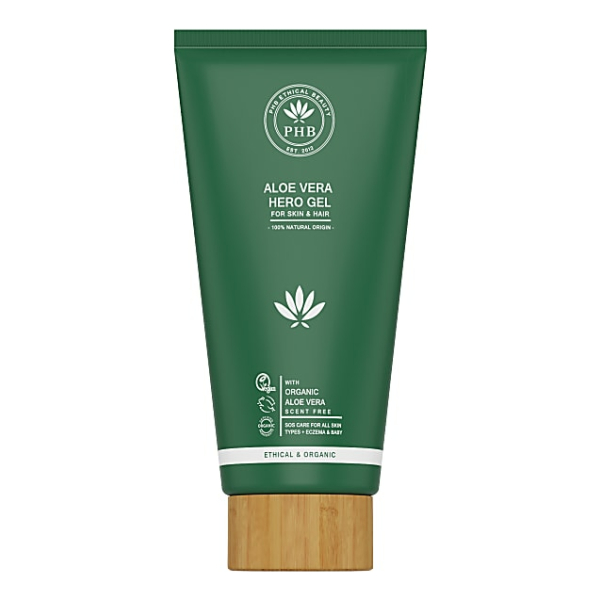 PHB Ethical Beauty Aloe Vera Hero Gel for Skin and Hair