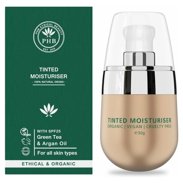 PHB Ethical Beauty Tinted Moisturiser SPF25
