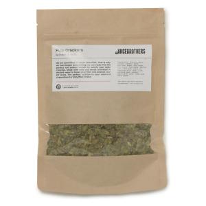 Raw pulp crackers spinazie&boerenkool
