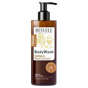 Revuele Vegan & Balance Body Wash 400ml.