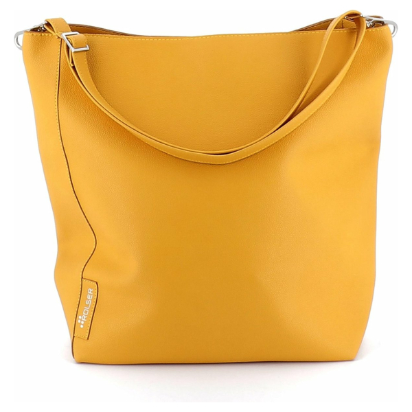 Rolser shopper - Vegan Bag (Mostaza)