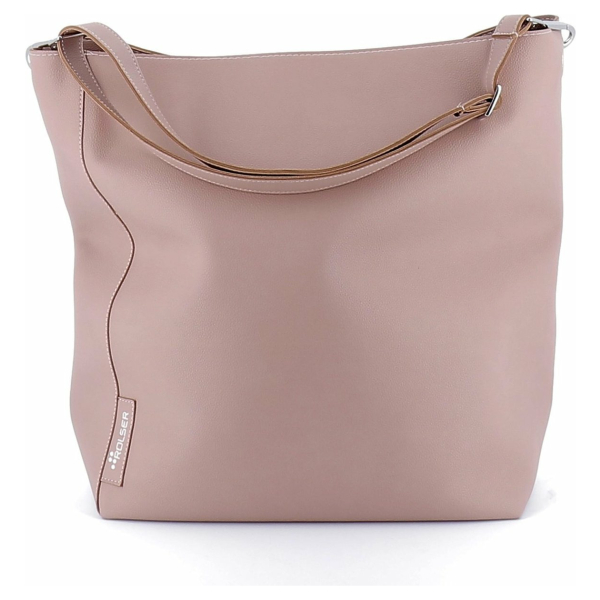 Rolser shopper - Vegan Bag (Rose)