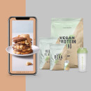 The Vegan Bundel + Gratis Training & Nutrition Guide - Orange - Lemon Tea - Chocolate