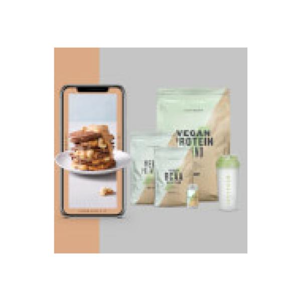The Vegan Bundel + Gratis Training & Nutrition Guide - Orange - Lemon Tea - Turmeric Latte