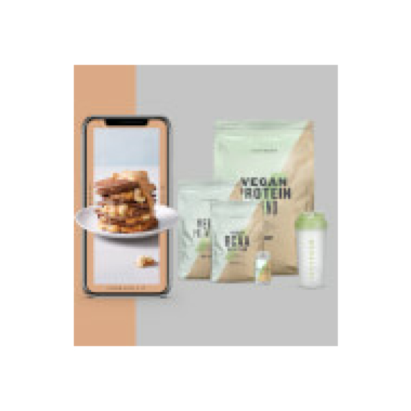The Vegan Bundel + Gratis Training & Nutrition Guide - Raspberry Lemonade - Lemon Tea - Unflavoured