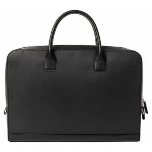 Thisislo - First Edition Briefcase Black - Vegan - Laptoptas - Aktetas - Zwart