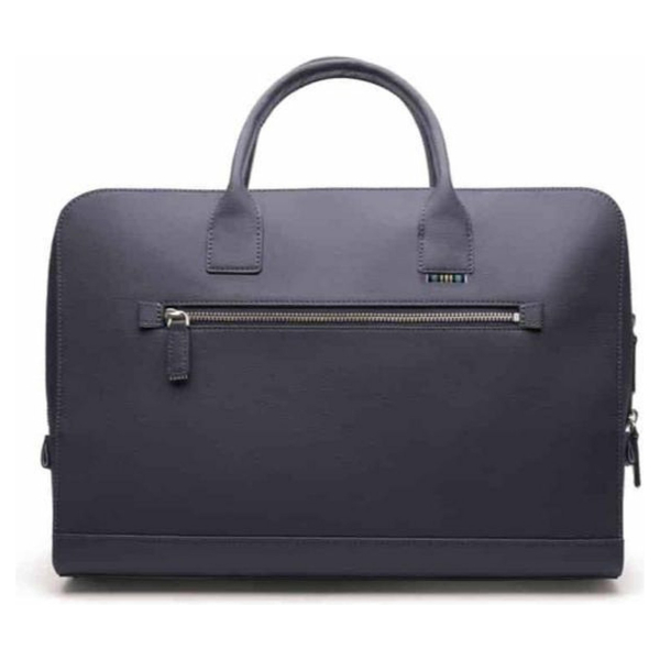 Thisislo - First Edition Briefcase Blue - Vegan - Laptoptas - Aktetas - Blauw