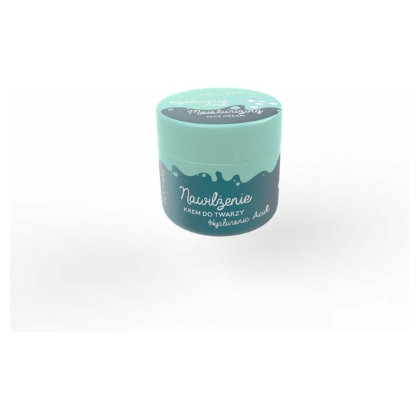 VOLLARE Moisturizing Face Cream With Hyaluronic Acid 50ml.
