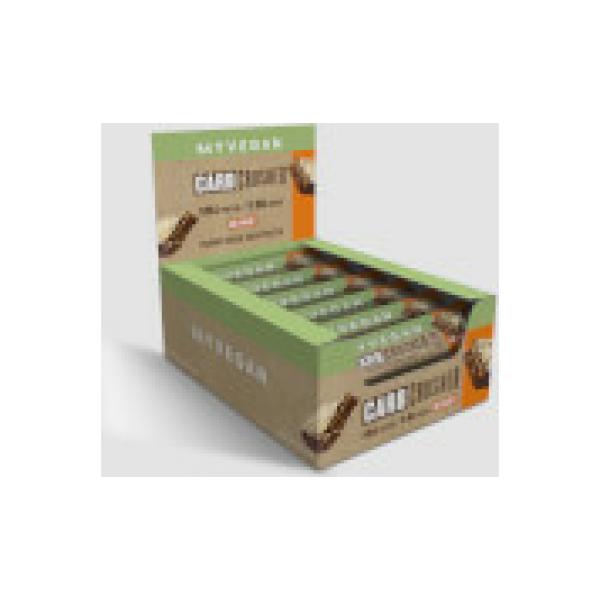 Vegan Carb Crusher - 12 x 60g - New - Chocolate Orange