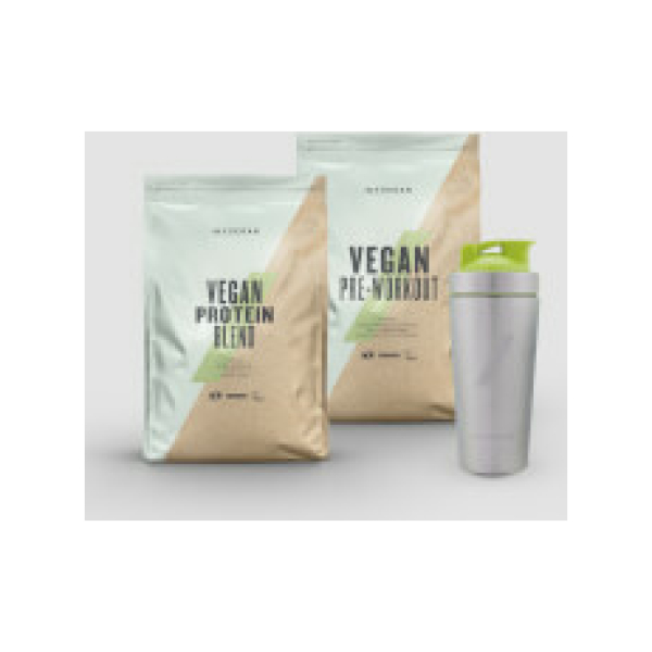 Vegan Performance Bundel - Tangy Orange - Unflavoured