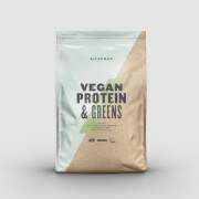 Vegan Protein & Greens Poeder - 1kg - Coconut & Lime
