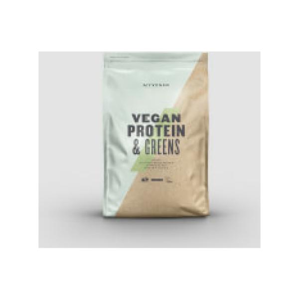 Vegan Protein & Greens Poeder - 500g - Banana & Cinnamon