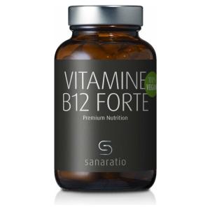 Vitamine B12 Forte - 90 capsules