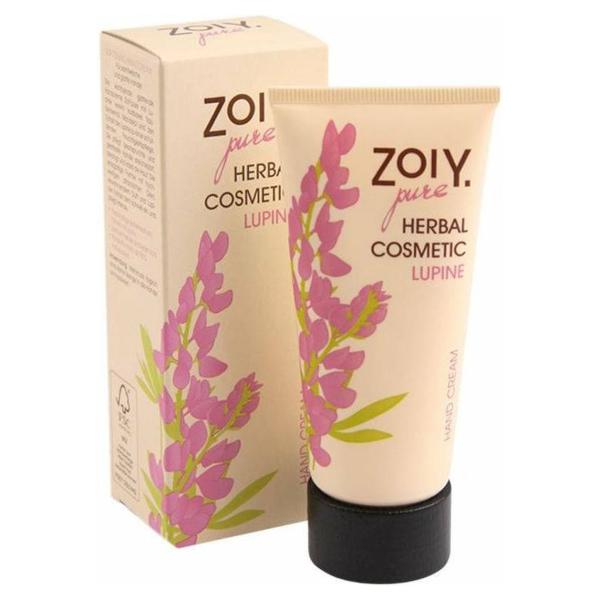 ZoiY natuurlijke en vegane Handcrème met lupine, 60ml