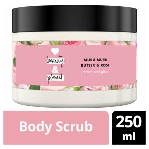 Love Beauty and Planet Scrub Peace & Glob - 250 ml
