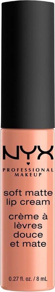 NYX PMU NYX Professional Makeup Soft Matte Lip Cream - Athens SMLC15 - Liquid Lipstick - ml