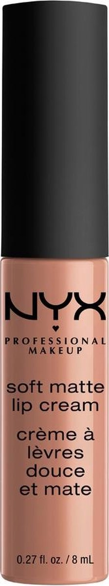 NYX PMU Professional Makeup Soft Matte Lip Cream - London SMLC04 - Liquid Lipstick - ml