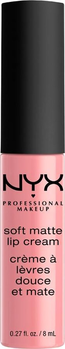 NYX PMU Professional Makeup Soft Matte Lip Cream - Tokyo SMLC03 - Liquid Lipstick - ml