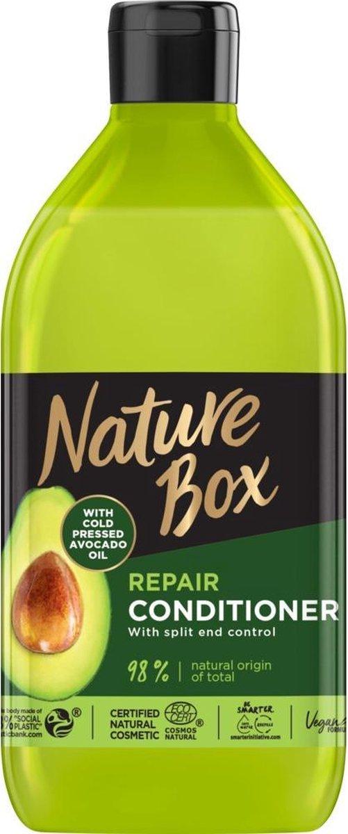 Nature Box Avocado Repair Conditioner 385 ml